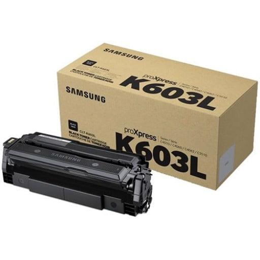 Samsung CLT-K603L High Yield Black Laser Toner Cartridge