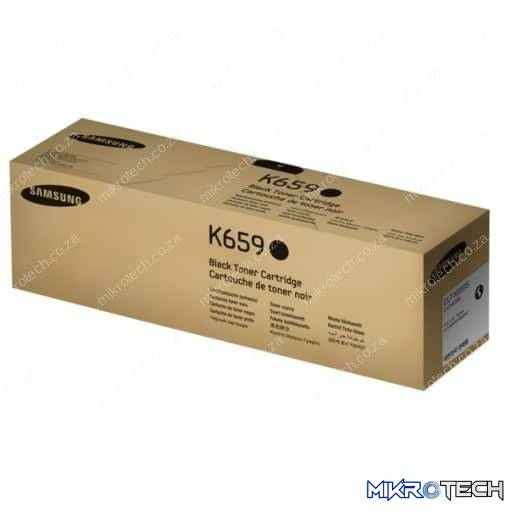 Samsung CLT-K659S High Yield Black Laser Toner Cartridge