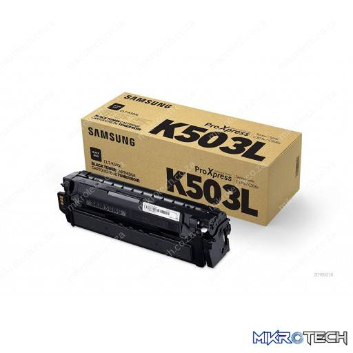 Samsung S-Print CLT-C503L Cyan High-Yield Toner Cartridge