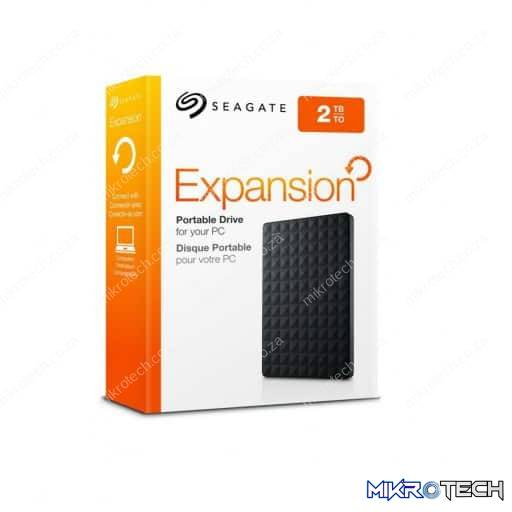 "Seagate STEA2000400 2TB 2.5"" Expansion Portable USB 3.0 External Hard Drive"