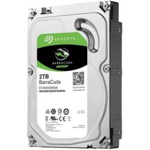 "Seagate ST2000DM008 Barracuda 2TB 7200RPM SATA 6Gb/s 256MB Cache 3.5"" Internal Hard Drive"