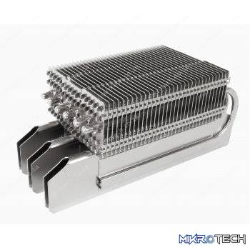 ThermalRight HR-07 Trio Type-L - Triple LowRise Memory Cooler