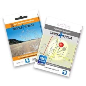 Tracks4Africa iGO Primo Automotive Navigation 11.10