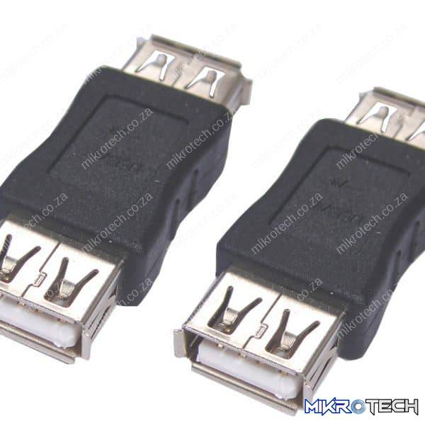 USB FEMALE TO USB FEMALE ADAPTER