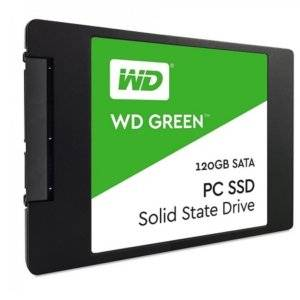 "WD 120GB 2.5"" SSD GREEN"