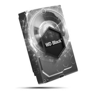 "Western Digital WD4005FZBX Black 4TB 7200RPM SATA 6Gb/s 256MB Cache 3.5"" Internal Hard Drive"