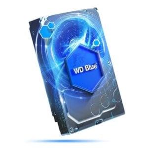 """Western-Digital WD40EZRZ Blue 4TB 5400rpm SATA 6Gb/s 64MB Cache 3.5"""" Internal Hard Drive"""
