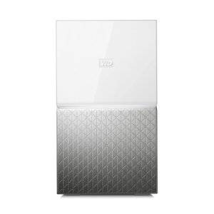 Western Digital WDBMUT0120JWT-EESN My Cloud Home 12TB USB External NAS Hard Drive