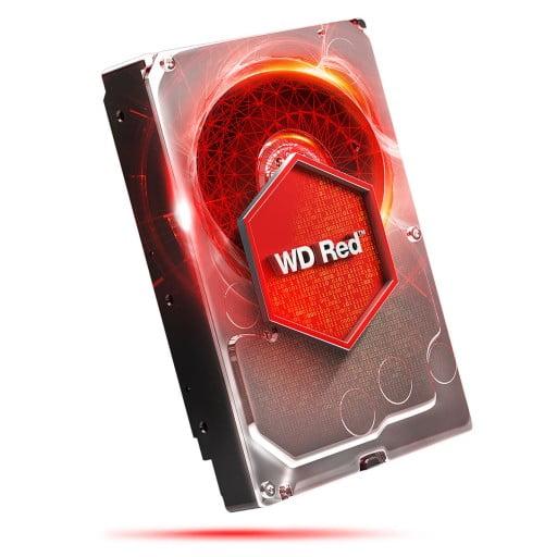 "Western Digital WD20EFRX WD Red NAS Storage 2TB 5400RPM SATA 6Gb/s 64MB Cache 3.5"" Internal Hard Drive"
