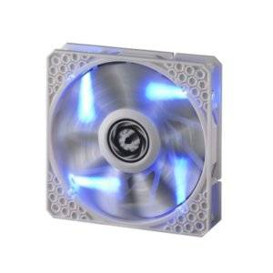 Bitfenix Spectre Pro LED All White with Blue LED 140MM 1200RPM Fan