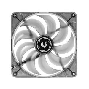Bitfenix Spectre Transparent Red LED 140mm FDB Bearing Case Fan