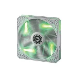 Bitfenix Spectre Pro LED All White with Green LED 140MM 1200RPM Fan