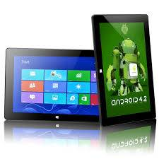 2 In 1 Tablets (Android + Windows)
