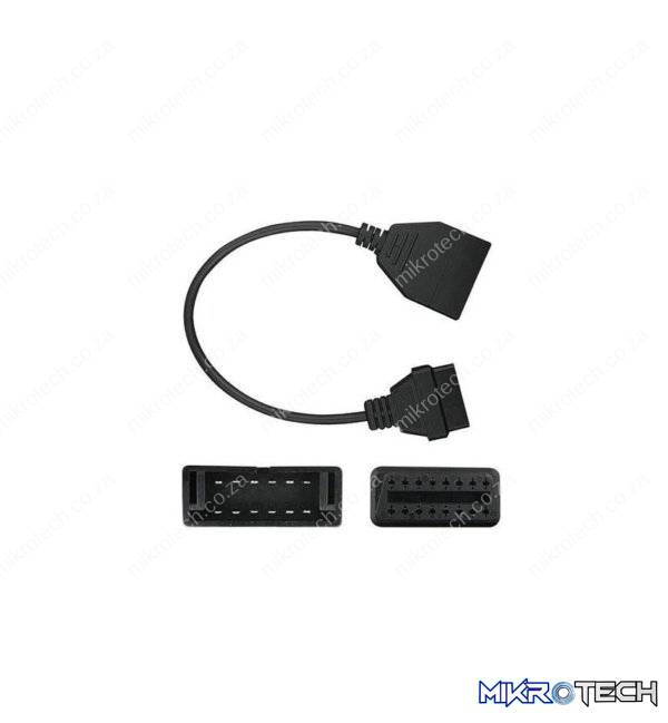OBD TO OBD2 CABLE CONVERTOR