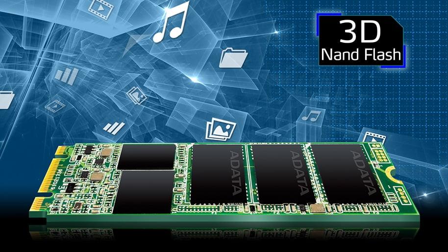 Adata Ultimate SU800 512GB M.2 (2280) SATA III 6Gb/s Solid State Drive