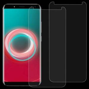 2 PCS 0.26mm 9H 2.5D Tempered Glass Film for Ulefone Power 3S