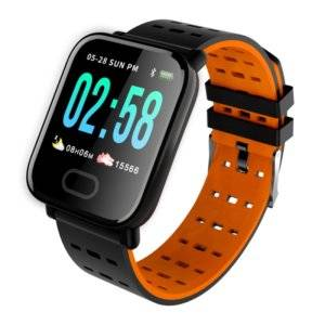 A6 1.3 inch IPS Color Screen Smart Watch IP67 Waterproof