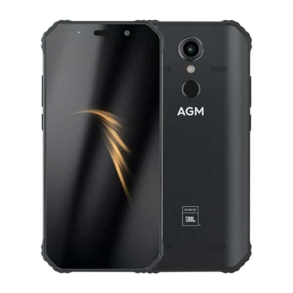 AGM A9 Rugged Phone