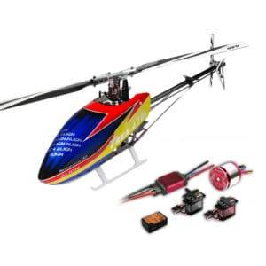 ALIGN T-REX 470LT Helicopter Dominator Super Combo