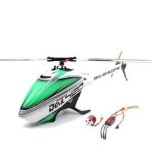 ALZRC Devil 420 RC Helicopter Standard Combo