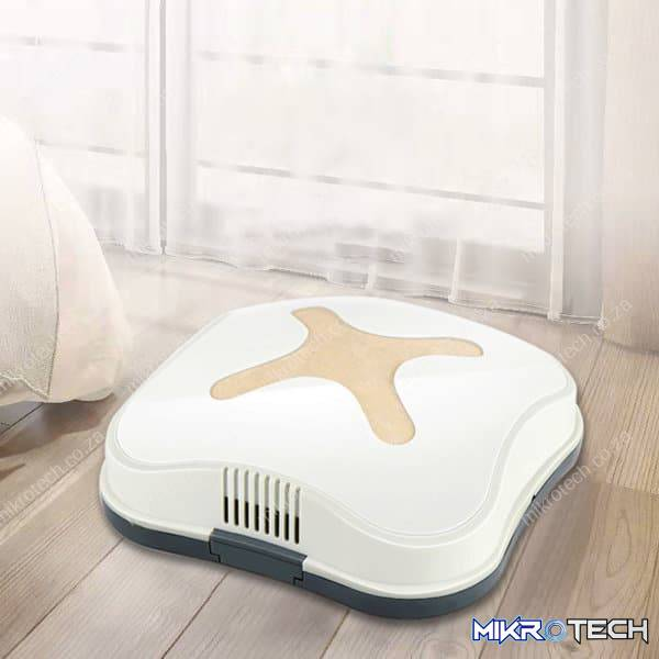 Automatic USB Charging Mini Cleaner Household Low Noise Vacuum Cleaner(Gold)