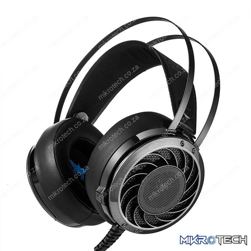 Combaterwing M160 - Gaming Headphones With Mic