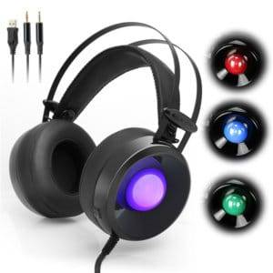 Combaterwing M170 - Gaming Headphones With Mic