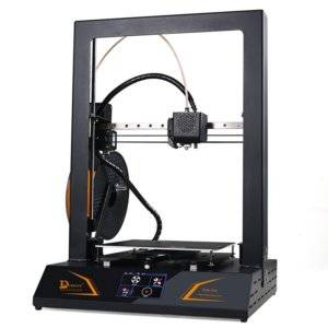 DMSCREATE DP6 360W 10-180mm/s Printing Speed 3.5 inch Touch Screen 3D Printer
