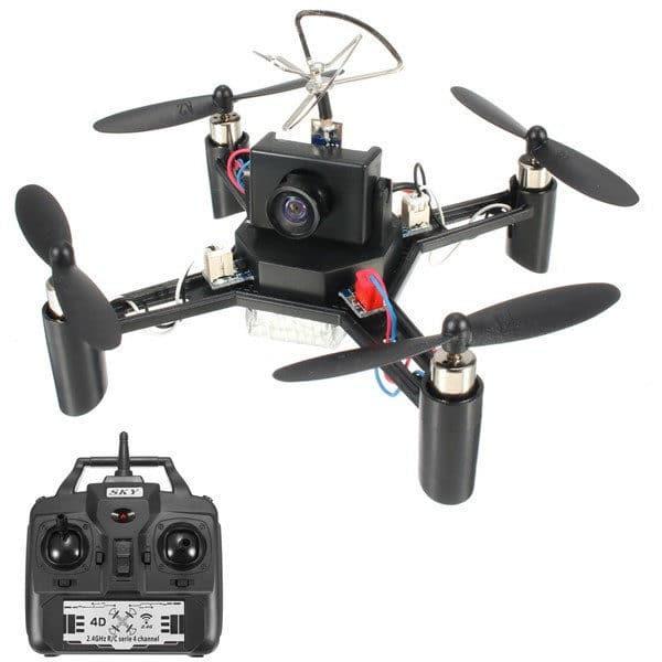 Daming DM002 - Mini Drone With HD 720p Camera