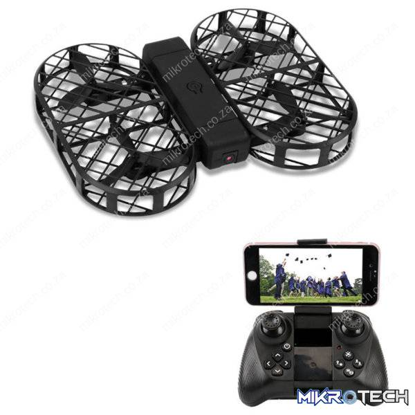 Dwi Dowellin D7 - Drone With HD 720p Camera