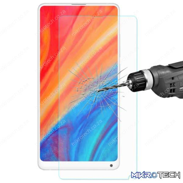 ENKAY Hat-prince  for Xiaomi  Mix 2 / 2S 0.26mm 9H Surface Hardness 2.5D Tempered Glass Screen Film