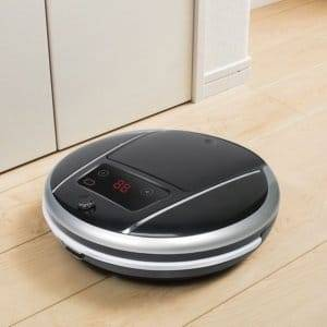 FD-3RSW(IA)CS 1000Pa Large Suction Smart Household Vacuum Cleaner Clean Robot