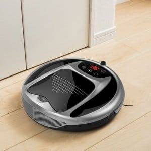 FD-3RSW(IB)CS 800Pa Suction Smart Household Vacuum Cleaner Clean Robot with Remote Control