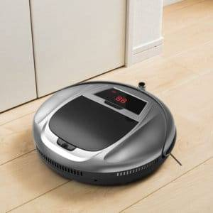 FD-3RSW(IIA)CS 1000Pa Large Suction Smart Household Vacuum Cleaner Clean Robot with Remote Control
