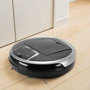 FD-3RSW(IIB)CS 1000Pa Large Suction Smart Household Vacuum Cleaner Clean Robot