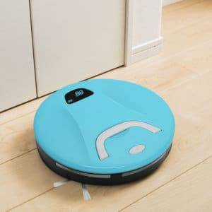 FD-RSW(B) Smart Household Sweeping Machine Cleaner Robot(Blue)