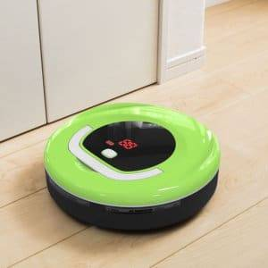 FD-RSW(C) Smart Household Sweeping Machine Cleaner Robot(Green)