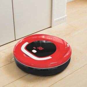 FD-RSW(C) Smart Household Sweeping Machine Cleaner Robot(Red)