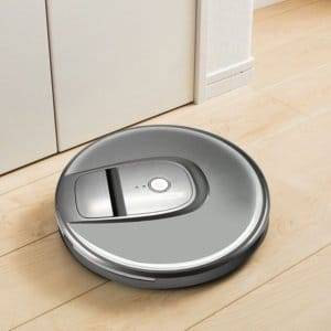 FD-RSW(E) Smart Household Sweeping Machine Cleaner Robot(Grey)