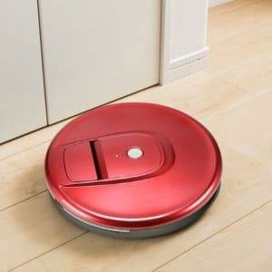 FD-RSW(E) Smart Household Sweeping Machine Cleaner Robot(Red)