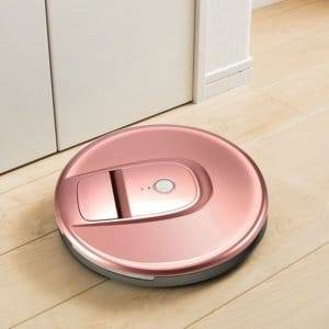 FD-RSW(E) Smart Household Sweeping Machine Cleaner Robot(Rose Gold)