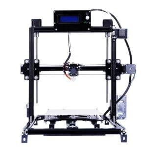 FLSUN_C 3D Printer Prusa i3 DIY Kit with Auto Leveling RepRap Desktop 3D Printing Heated Bed