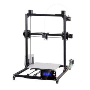 FLSUN_C Plus 3D Printer i3 Plus DIY Kit with Auto Leveling RepRap Desktop 3D Printing Heated Bed