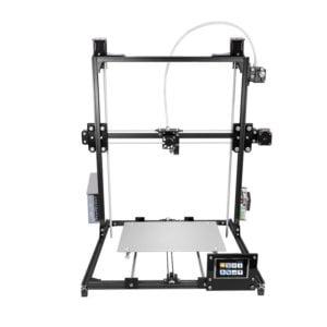 FLSUN_C Plus Touch Screen 3D Printer i3 Plus DIY Kit with Auto Leveling RepRap Desktop 3D Printing Heated Bed