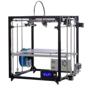 FLSUN_F1 DIY Kit Auto Leveling Cube Full Metal Square Large Printing Size Desktop 3D Printer with Heated Bed Precision