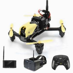 Hubsan H122D X4 Storm - Racing Drone With HD 720p Camera & FPV Headset