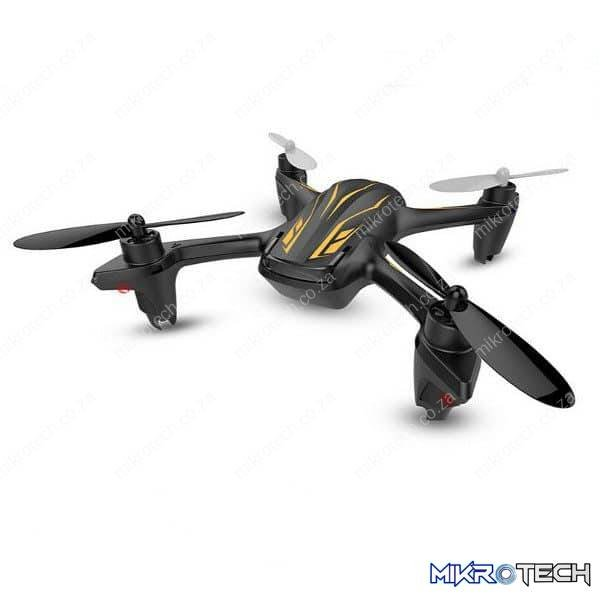 Hubsan X4 H107P+ Plus - Drone With LED NightLights (No Camera)