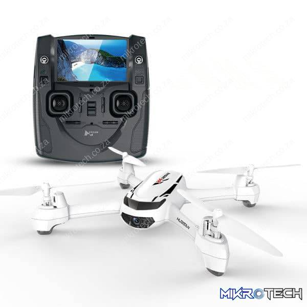 Hubsan X4 H502S - Drone With HD 720p Camera