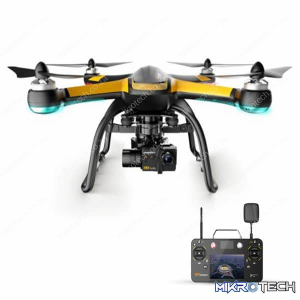 Hubsan X4 Pro H109S - Drone With Full HD 1080p Camera