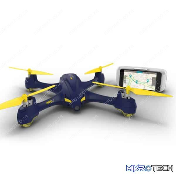 Hubsan X4 Star H507A - Drone With HD 720p Camera